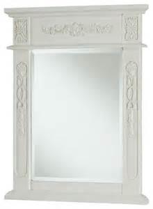 antique white bathroom mirror 22 quot x28 quot vanity mirror antique white antique white