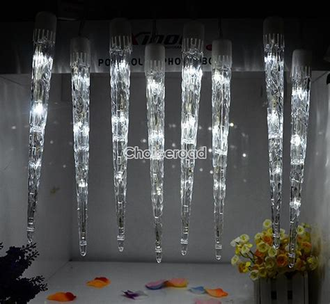 decorating with icicle lights led icicle light indoor outdoor