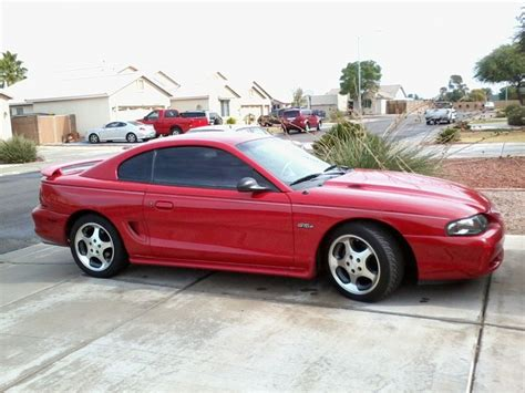 1997 Ford Mustang Gt by 1997 Ford Mustang Photos Informations Articles