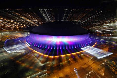 Where Is The Mercedes Superdome by Official Wrestlemania Goes To Mercedes