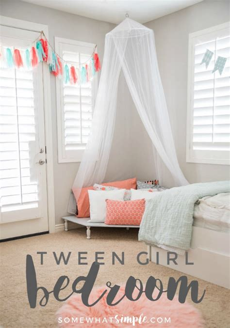 tween bedroom crafting and diying is inspiring projects and more 268