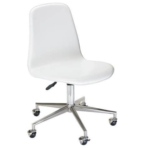 white leather desk chair white leather desk chair office chair review