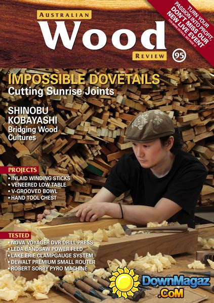 australian woodworker magazine australian wood review 06 2017 187 pdf magazines