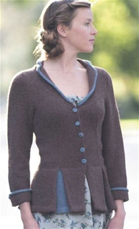 peplum knitting patterns tops with flare knitting patterns in the loop knitting