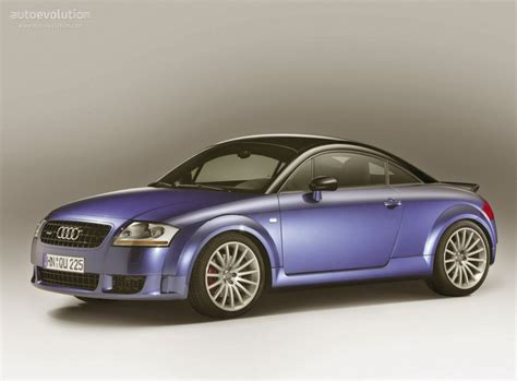 2005 Audi Tt Specs by Audi Tt Quattro Sport Specs 2005 2006 Autoevolution