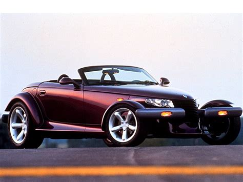Plymouth Prowler Horsepower by 1997 Plymouth Prowler Pictures Specifications And