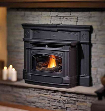wood pellet fireplace insert reviews pellet fireplace inserts pellet burning inserts wood