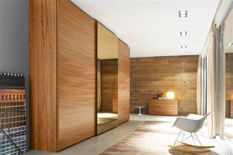 wooden sliding closet doors for bedrooms luxury bedroom with brown wood sliding closet doors and