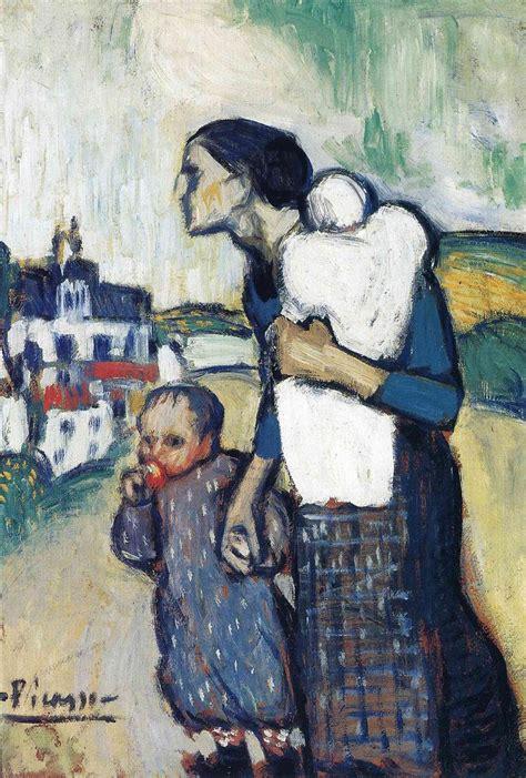 picasso paintings when he was a child pablo picasso cubist surrealist painter part 2