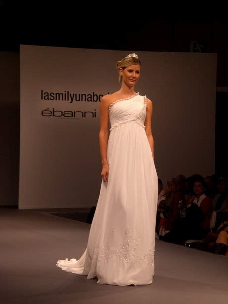 vestidos de novia corte griego vestidos corte griego