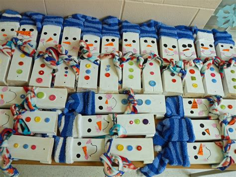 4th grade craft projects 1st grade snowman crafts