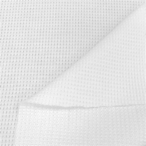 thermal knit fabric supima cotton thermal knit fabric