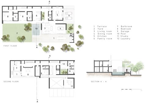 architectural plans for homes minimal i my architect