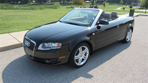 2008 Audi A4 Convertible by 2008 Audi A4 Cabriolet F46 1 Chicago 2016