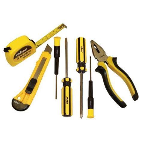 kit tesco buy rolson 7 tool kit from our diy accessories