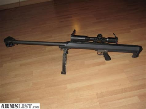 50 Bmg Cleaning Kit by Armslist For Sale Barrett M99 50 Bmg Rifle W Kit