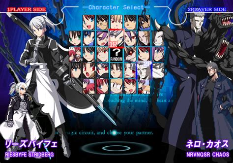 melty blood how to run melty blood again on your pc with netplay