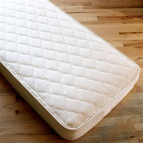mattress for baby crib certified organic rubber crib mattress lifekind