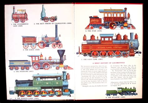 locomotive picture book the big book of real locomotives a locomotives book