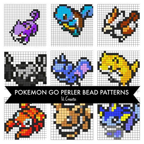 how to make perler bead go perler bead patterns