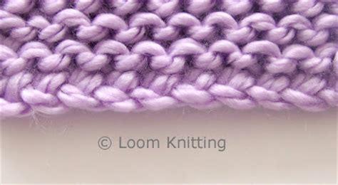 loom knitting cast loom knitting crochet cast on