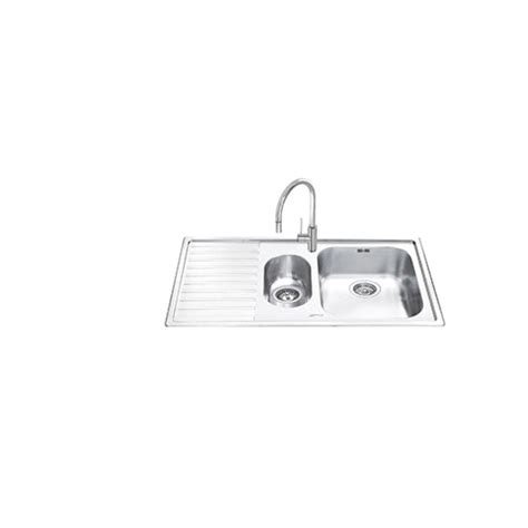 smeg lpd861d kitchen sink 1 smeg ll102s 2 kitchen sink 1 5 bowl brushed stainless