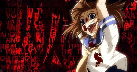 higurashi no naku koro ni wallpaper of the week ryuuguu rena randomness thing