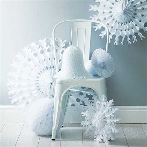 paper snowflake decorations snowflake table decorations to make photograph to make