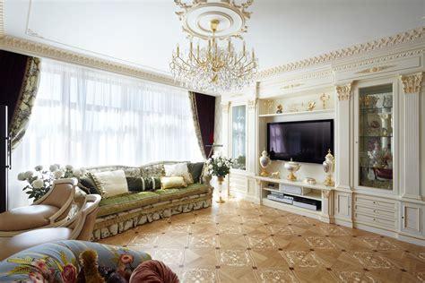 Bedroom Interior Design classic interior design style classicism style