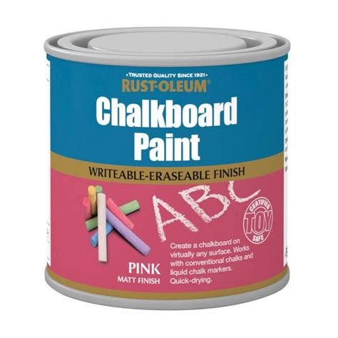 chalk paint uk homebase rust oleum chalkboard blue 250ml