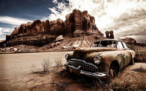 Car Landscape Wallpaper by Car America Landscape Wallpapers Hd Desktop And