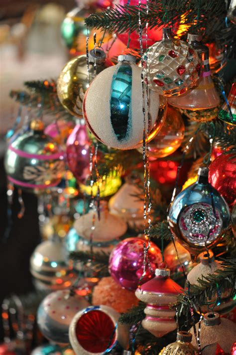 shiny brite ornaments ideas