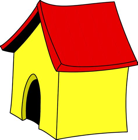 Free House Designs dog house clip art clipart best