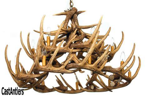 whitetail deer antler chandelier antler chandeliers whitetail 24 cast antler chandelier