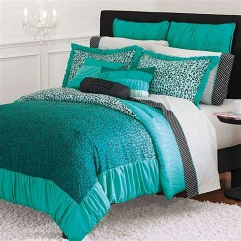 teal comforters sets the comfort and d 233 cor effect of a teal comforter