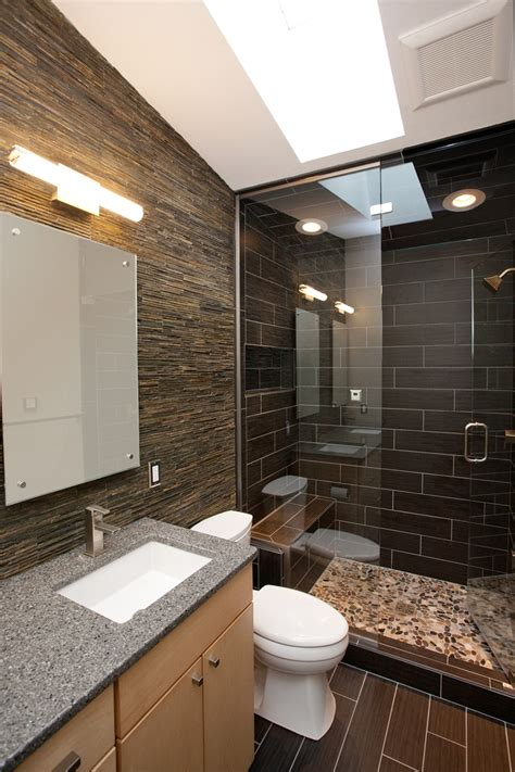Spa Bathroom Remodel by Contemporary Spa Like Bath Remodel With Steam Shower