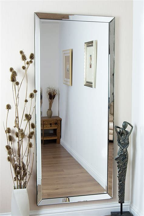 contemporary bathroom wall mirrors co uk floor mirrors home kitchen