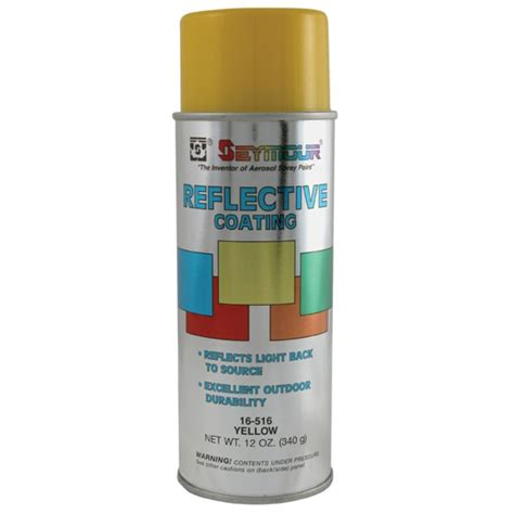 spray paint shop shop seymour yellow indoor outdoor spray paint at lowes