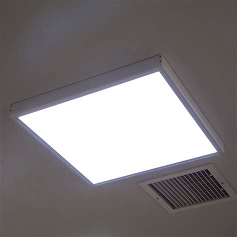 Led Lights On Ceiling Led Panel Light Ceiling Frame Kit Panel Light