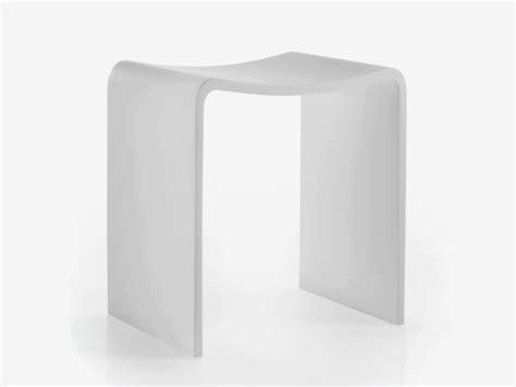 Badezimmermöbel Designklassiker by Hocker Badhocker Mattstone Wei 223 Design Lineabeta