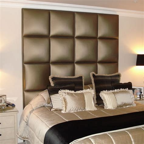 designer headboard padded headboard design ideas home designs project