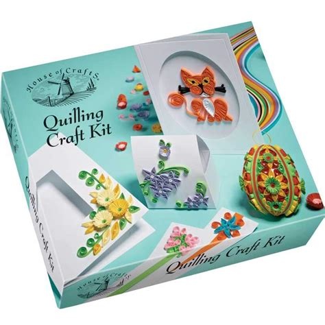 craft kits for quilling craft kit buy from prezzybox