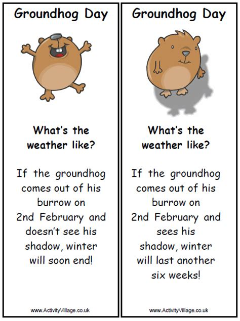 groundhog day activities search results for groundhog day printables calendar 2015