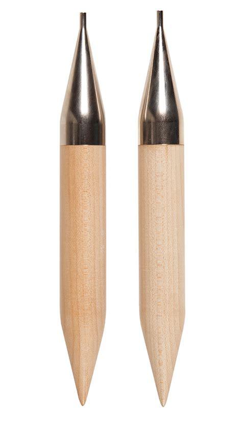 knit picks interchangeable needles jumbo interchangeable birch wood circular needle tips from