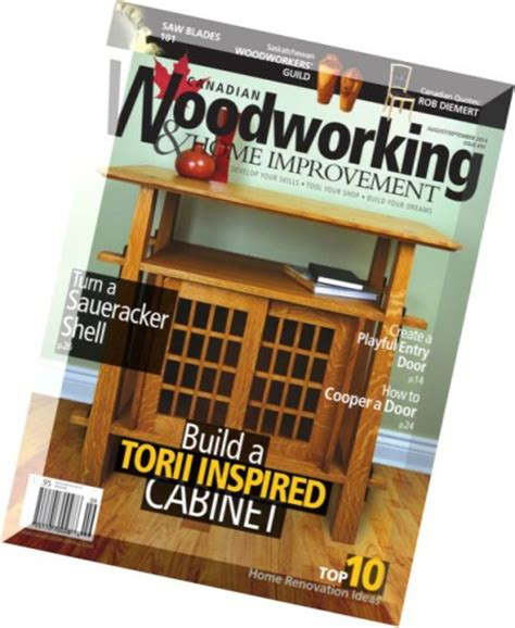 Woodworking Magazine Woodworking Projects