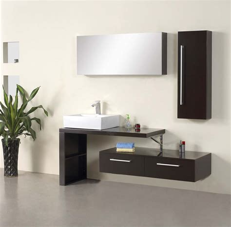 modern bathroom vanity set mirage modern bathroom vanity set 47 2 quot