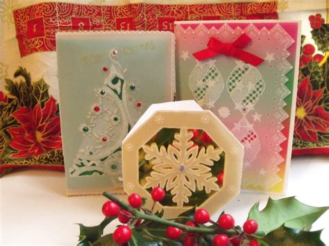 make ten card ten tips to make parchment craft cards and