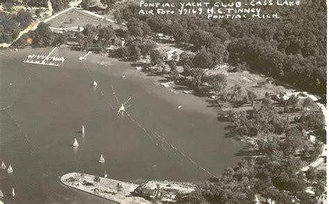 Pontiac Yacht Club pontiac yacht club aerial photo greater west bloomfield
