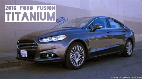 Ford Fusion Reviews 2015 by 2016 Ford Fusion Review