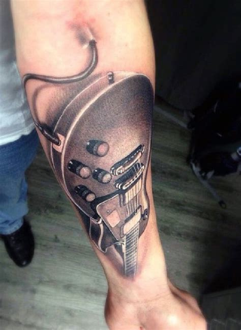 60 inspirational guitar tattoos nenuno creative